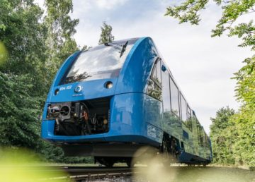ALSTOM – The return of the steam train – but with no smoke