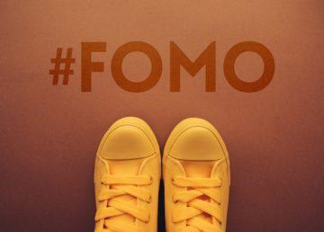 From FOMO to JOMO